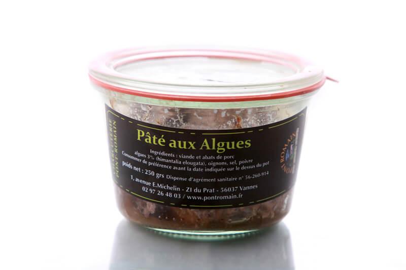 pâté aux algues